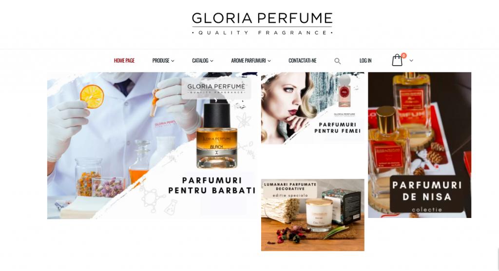optimizare magazin online parfumuri